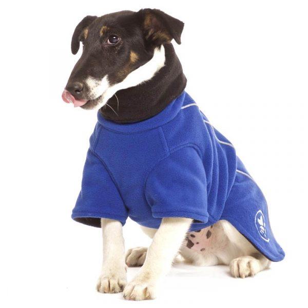 Sofa Dog - Tony Kongo - Fleece Sweatshirt-3448