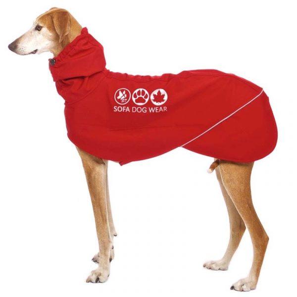 Sofa Dog - Manuel 03 - Softshell Waterdichte jas-3473
