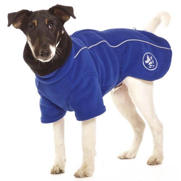 Sofa Dog - Tony Kongo - Fleece Sweatshirt-3449