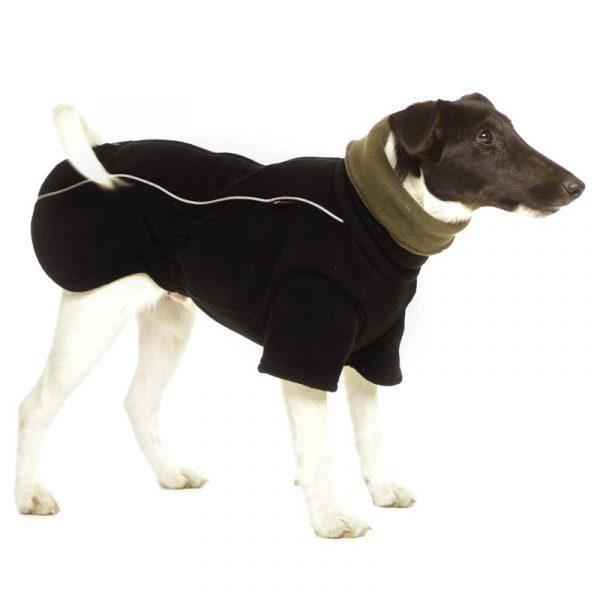 Sofa Dog - Tony Kongo - Fleece Sweatshirt-3450