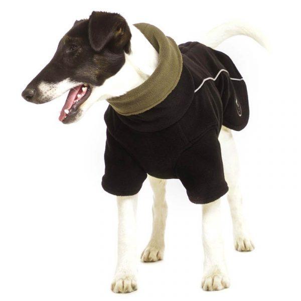 Sofa Dog - Tony Kongo - Fleece Sweatshirt-3451