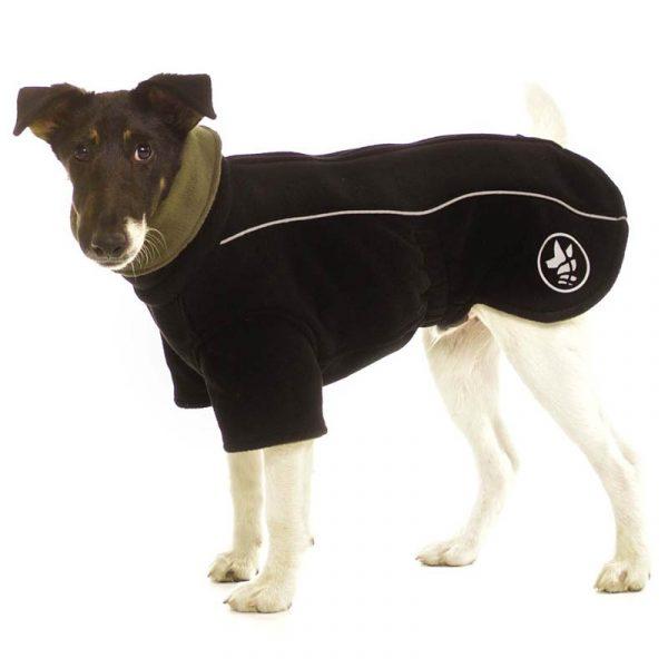 Sofa Dog - Tony Kongo - Fleece Sweatshirt-3452