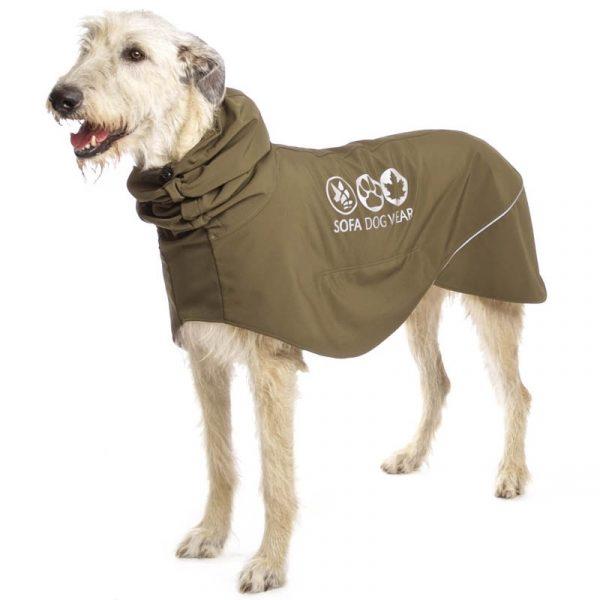 Sofa Dog - Manuel 03 - Softshell Waterdichte jas-3478
