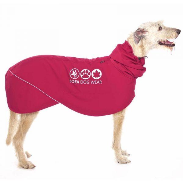 Sofa Dog - Manuel 03 - Softshell Waterdichte jas-3479