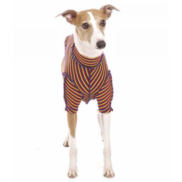 Sofa Dog - Bodie Forte - Onderhemd van stretch katoen-3593