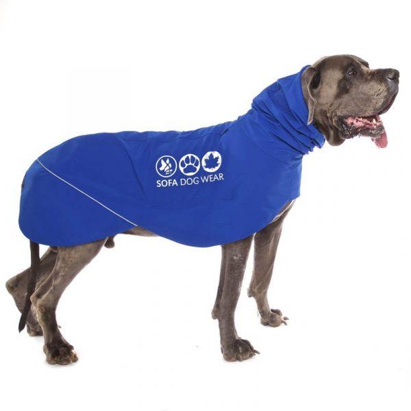 Sofa Dog - Manuel 03 - Softshell Waterdichte jas-3481