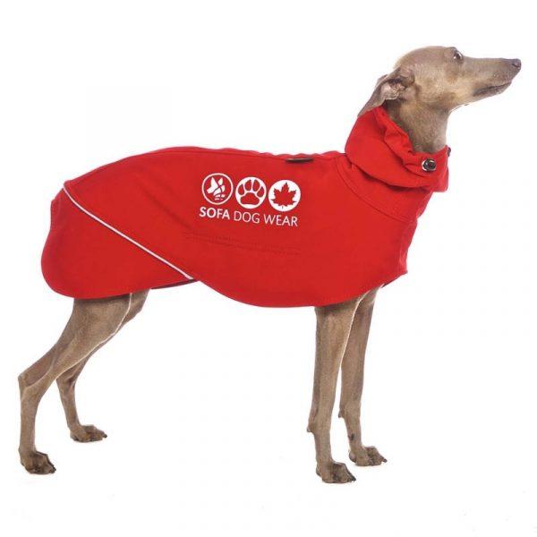 Sofa Dog - Manuel 03 - Softshell Waterdichte jas-3482