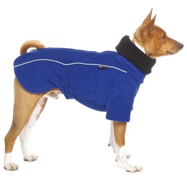 Sofa Dog - Tony Kongo - Fleece Sweatshirt-3429
