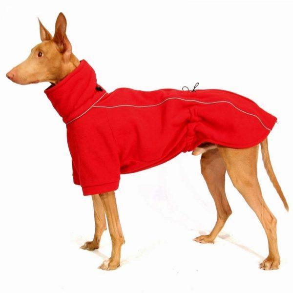 Sofa Dog - Marty - Fleece Sweatshirt-3648