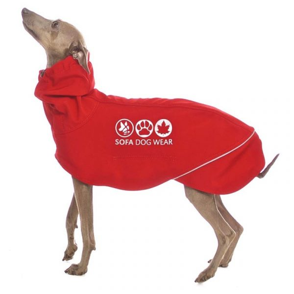 Sofa Dog - Manuel 03 - Softshell Waterdichte jas-3483