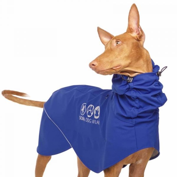 Sofa Dog - Manuel 03 - Softshell Waterdichte jas-3456