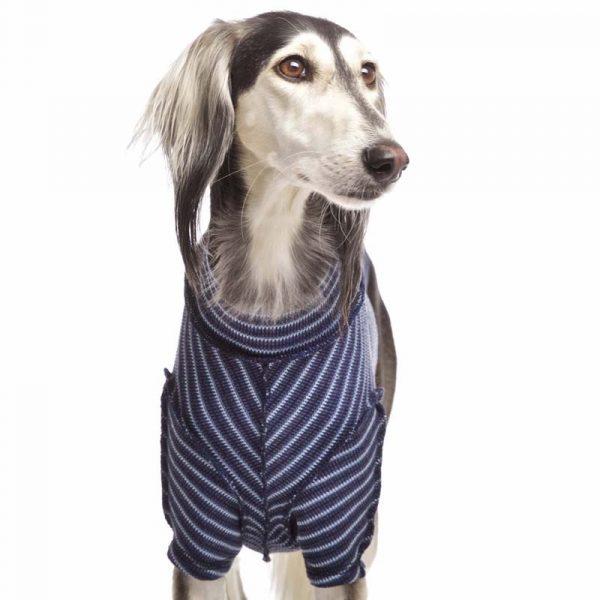 Sofa Dog - Bodie Forte - Onderhemd van stretch katoen-3568
