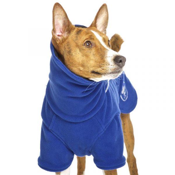 Sofa Dog - Tony Kongo - Fleece Sweatshirt-3432