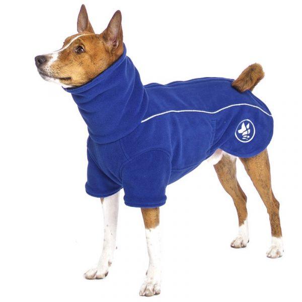 Sofa Dog - Tony Kongo - Fleece Sweatshirt-3433