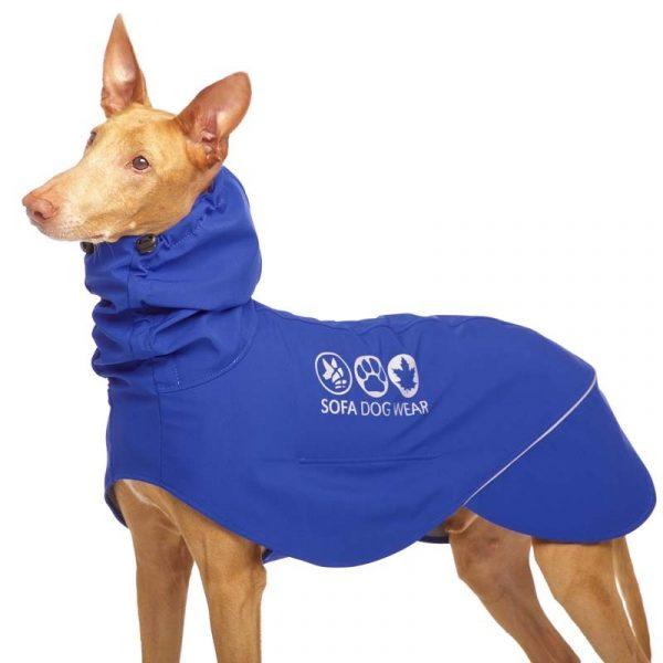 Sofa Dog - Manuel 03 - Softshell Waterdichte jas-3459