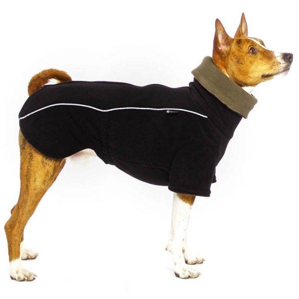 Sofa Dog - Tony Kongo - Fleece Sweatshirt-3434