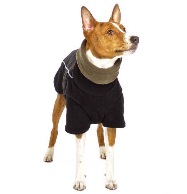 Sofa Dog - Tony Kongo - Fleece Sweatshirt-3435
