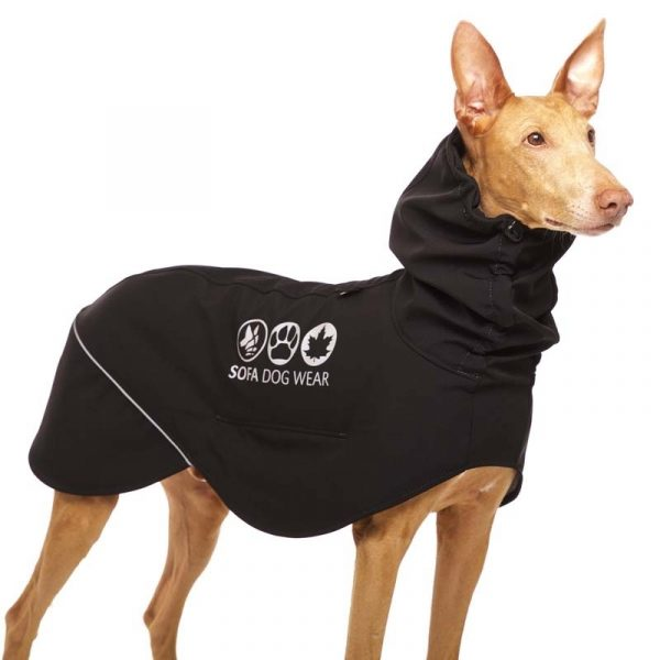 Sofa Dog - Manuel 03 - Softshell Waterdichte jas-3460