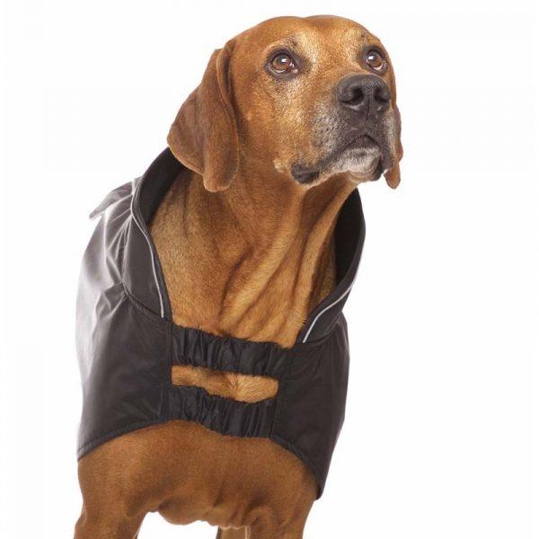 Sofa Dog - Poe - Honden regenjas met gaas voering-3365