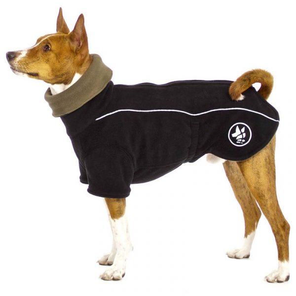 Sofa Dog - Tony Kongo - Fleece Sweatshirt-3437