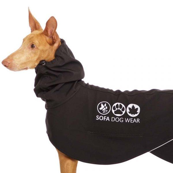 Sofa Dog - Manuel 03 - Softshell Waterdichte jas-3462