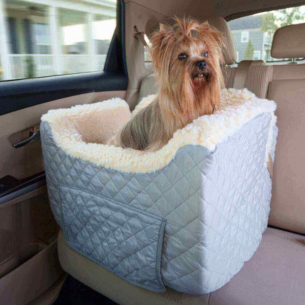 Snoozer Lookout II Honden Autostoel - met lade-0